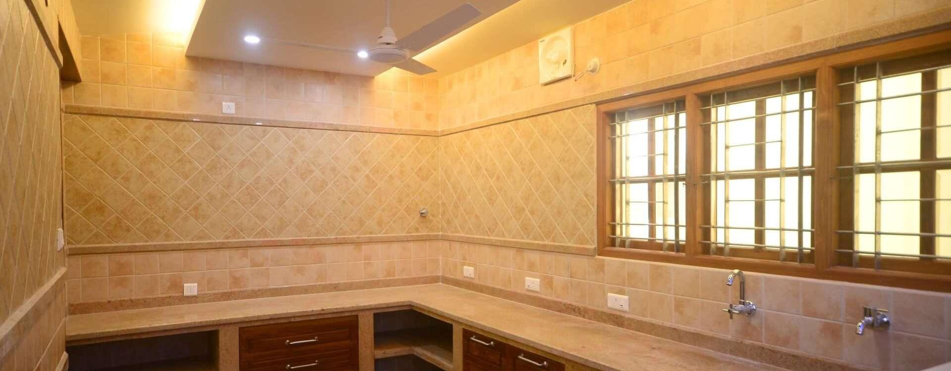 Mr. Rajendra Alva's Residence at Ivory Towers Apartment Attavar, Mangalore