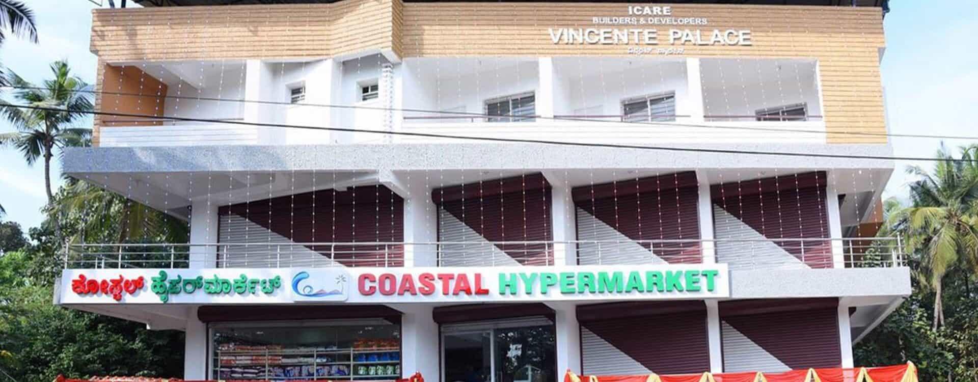 Coastal Hyper Market at Moodabidri
