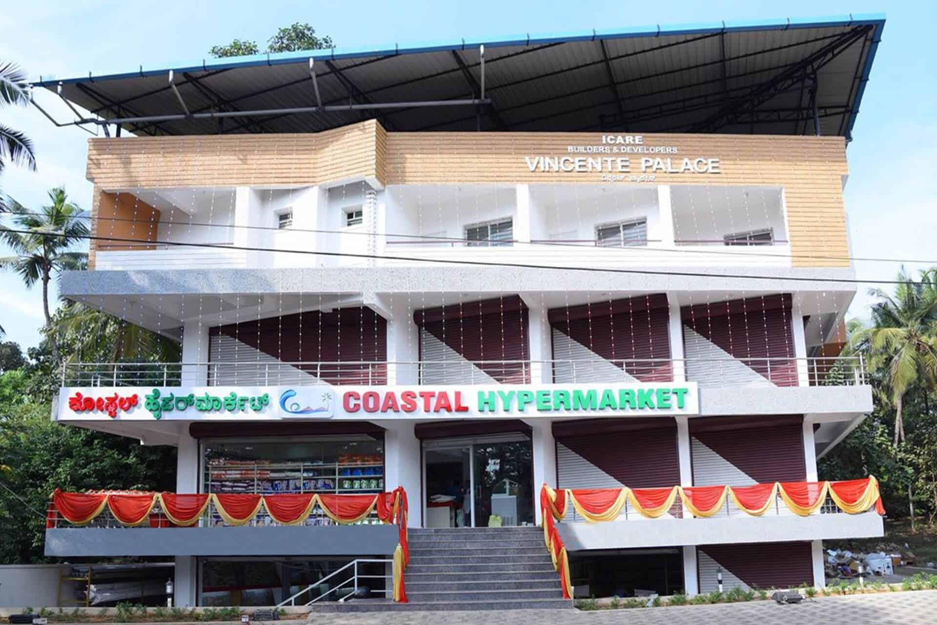 Coastal Hyper Market at Moodabidri